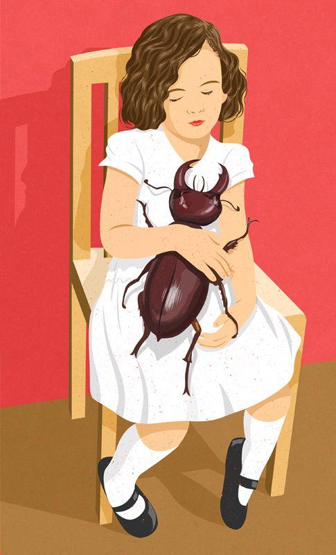 #JohnHolcroft #illustration #conceptualillustration #lindgrensmith