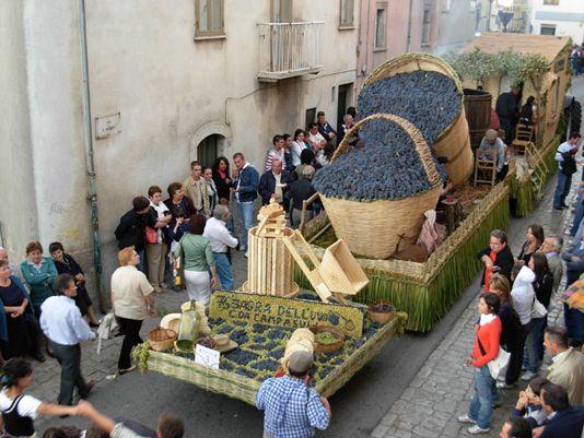 Festival of Grapes - Sagra dell'Uva at Marino