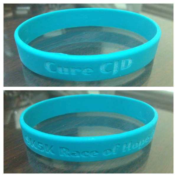 Cure Wristbands