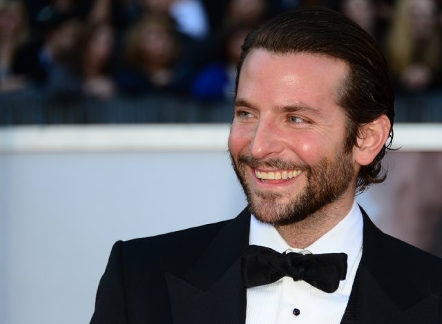 #Bradley_Cooper (born 5/1/75 in Philadelphia PA, U.S.A) | 185cm tall | #Actor | Movies: The Hangover (2009), Silver Linings Playbook (2012), Limitless (2011), The Hangover Part II (2011), The Hangover Part III (2013), Valentines Day (2010), All About Steve (2009), He's Just Not That Into You (2009), The Rocker (2008), Older Than America (2008), Yes Man (2008), The Midnight Meat Train (2008) * Photograph at #Oscars_2013