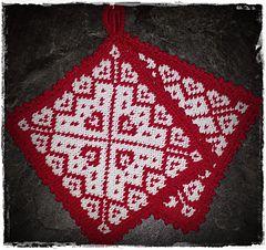 Julepynt | Strikkeoppskrift.com