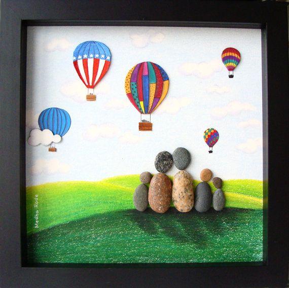 Personalized Family Gift  Custom Artwork Original by MedhaRode,