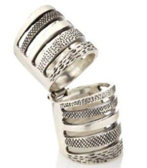 Кольца на фаланги пальцев - Must Have 2015 - Ювелирные украшения мира
