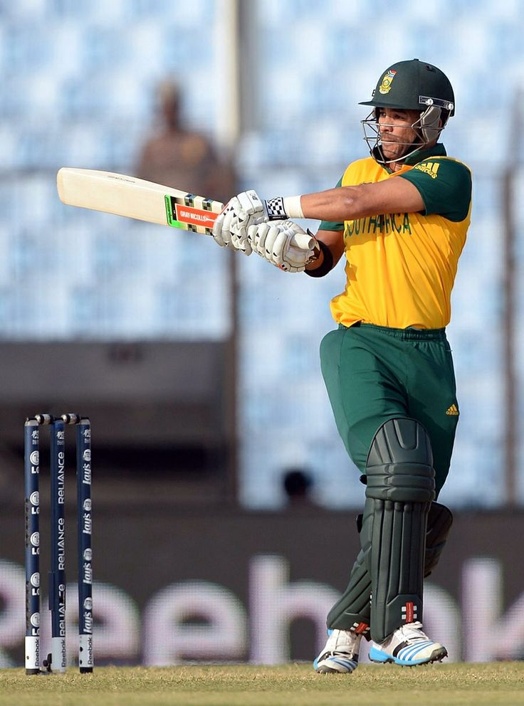 JP Duminy plays a pull, New Zealand v South Africa, World T20, Group 1, Chittagong, March 24, 2014