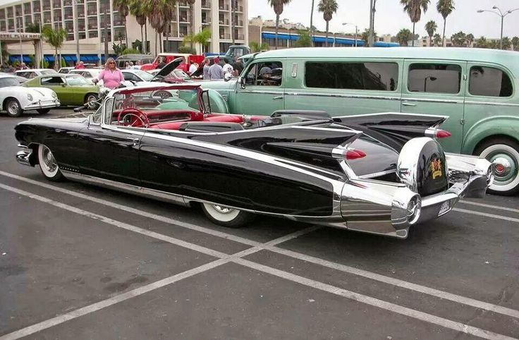 Automobile Brand's Of The Past..,: Cars With Continental Kits
