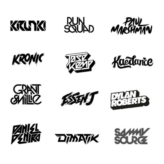design Awesome DJ  ,band or music logo by ameer_hamza1
