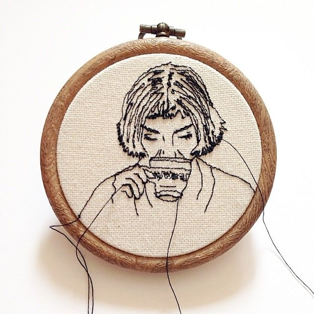 "Mini Amelie in 3"" hoop"
