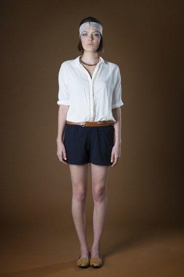 Water Shirt and Contour Shorts