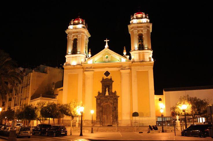* Catedral de Ceuta *  Espanha.