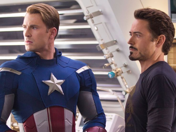 """Robert Downey Jr. is on the verge of signing on to """"Captain America 3,"""" with Tony Stark's Iron Man set to play a key role in bringing the Civil War storyline from Marvel's comicbooks to the bigscre..."""