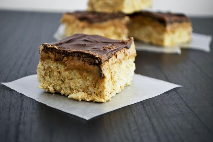 ... (Girl Scout cookie) on Pinterest | Bar, Cookies and Peanut butter