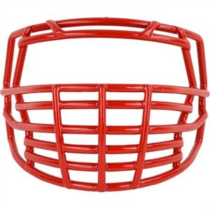 The Riddell Revo Speed Big Grill Football Facemask is a specially designed facemask for the popular Riddell Revolution Speed series helmets