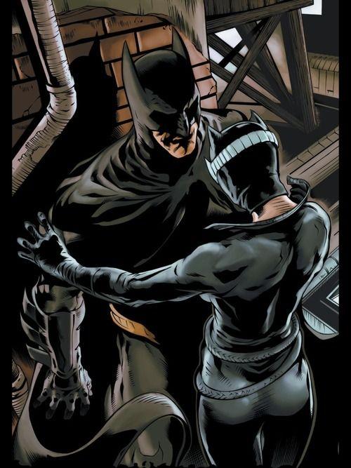 Think, catwoman xxx comics