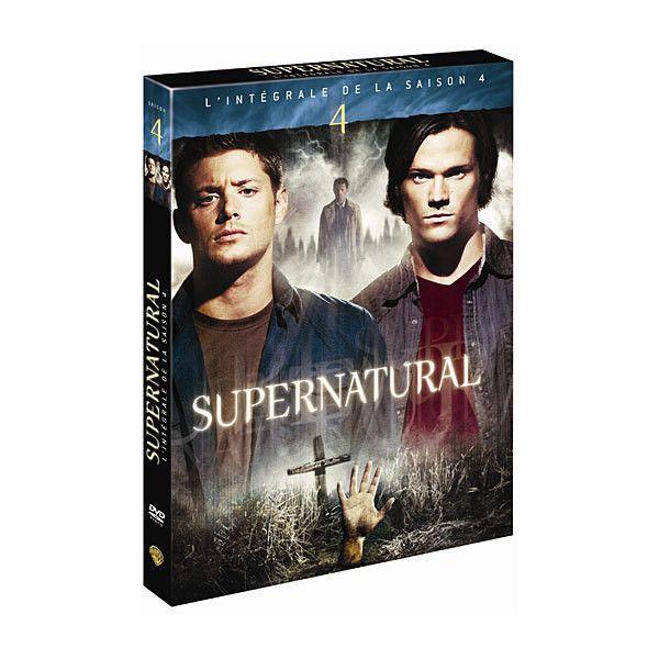 Supernatural - Coffret intégral de la Saison 4 - Jensen Ackles - Jared... ❤ liked on Polyvore featuring supernatural