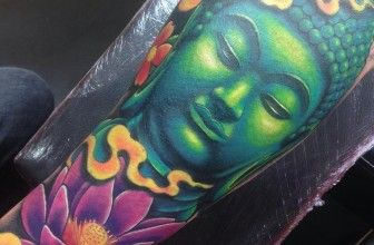 130+ Significant Buddha Tattoo Designs & Meanings – Spiritual Guard (2017)