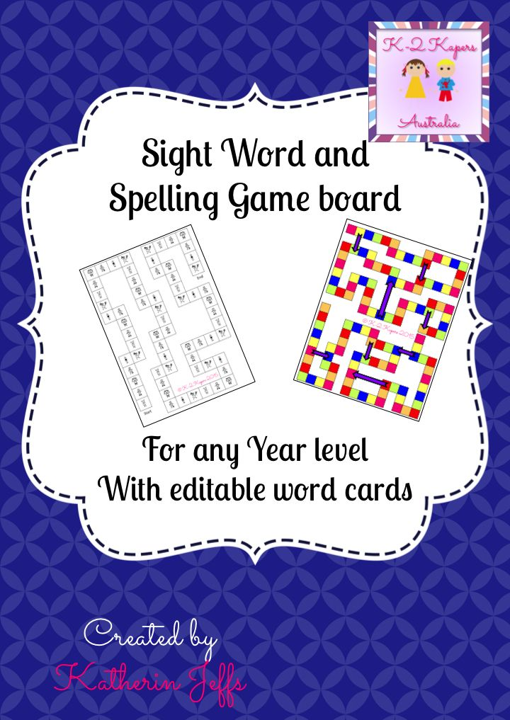 This editable game is loved by my students they like to beat me and especially love it when I get my hard words incorrect