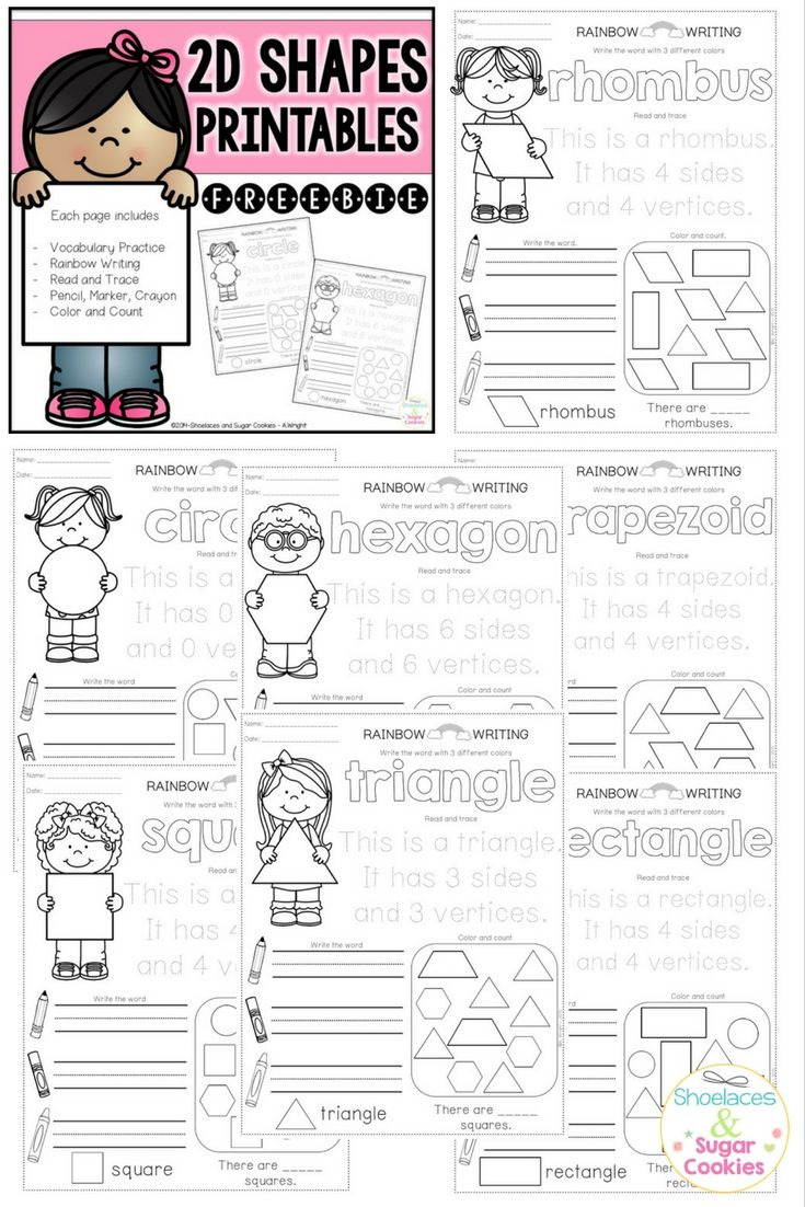 43 best colors and shapes images on pinterest preschool shapes