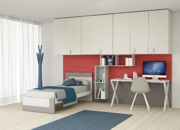 1000 id es sur le th me chambres d 39 adolescent modernes sur pinterest lits superpos s d - Chambre style anglais moderne ...