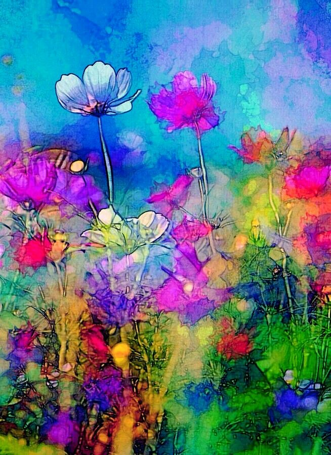 """""""Spring Dance"""" by Robin Mead"""