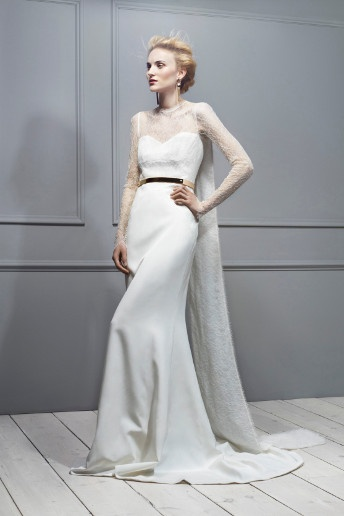 Wedding Magazine - Net-A-Porter launches designer bridal collection