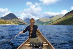Route: Paddling Wast Water: Wasdale Head