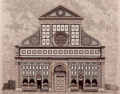 "Check out new work on my @Behance portfolio: ""St.Maria Novella (Firenze)"" http://on.be.net/1OtPMjl"