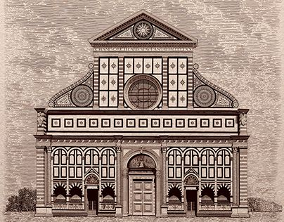 "Check out new work on my @Behance portfolio: ""St.Maria Novella (Firenze)"" http://on.be.net/1OtPMjl"