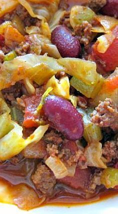 Amish Cabbage Patch Stew - 5-star rating! ❊