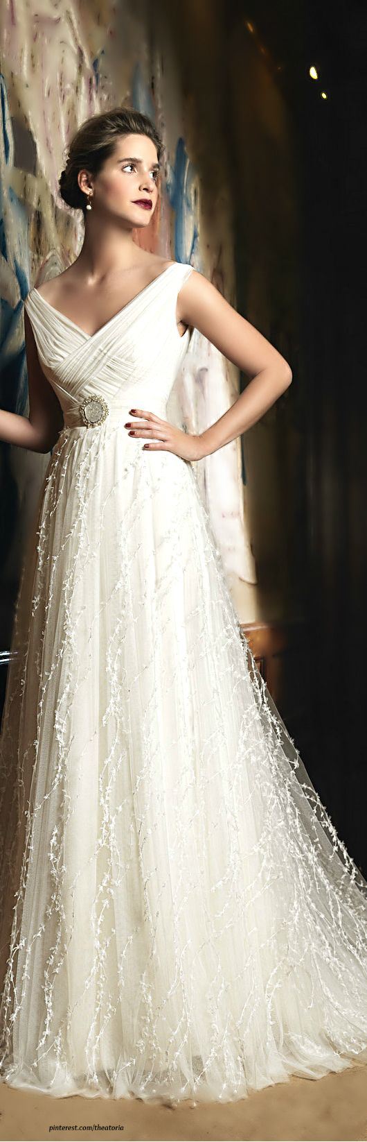 1027 best Wedding Dresses images on Pinterest | Wedding frocks ...