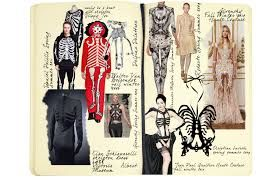 Afbeeldingsresultaat voor moodboard fashion