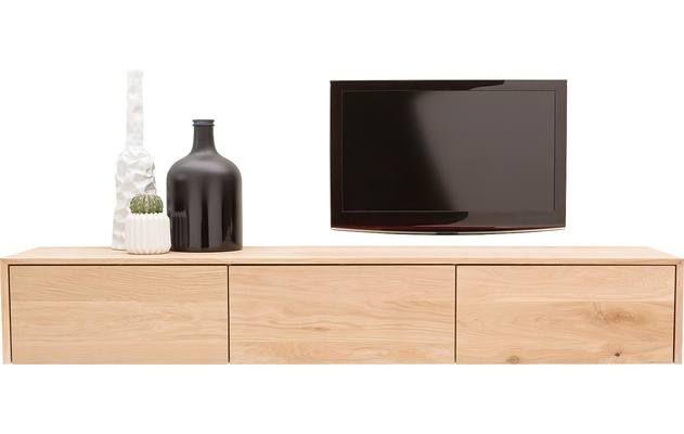 Blank Houten Tv Meubel.Tv Meubel Luuk Tv Unit Tvs Flat Screen