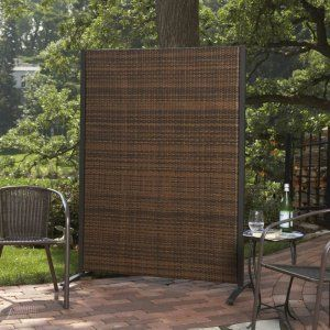 1000 ideas about privacy screens on pinterest patio for Outdoor bamboo privacy screen