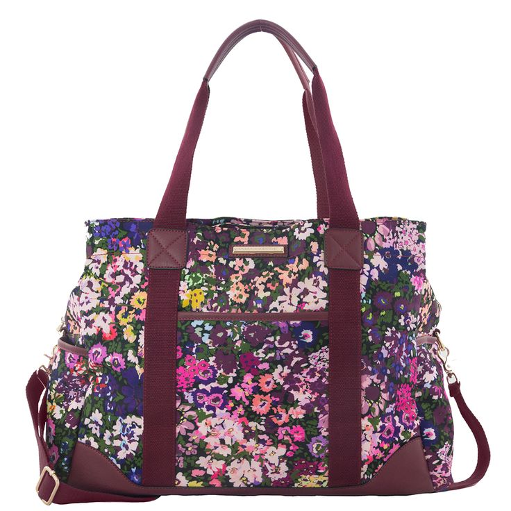 the WEEKENDER floral print – Poppy & Peonies. Completely in love with this!!