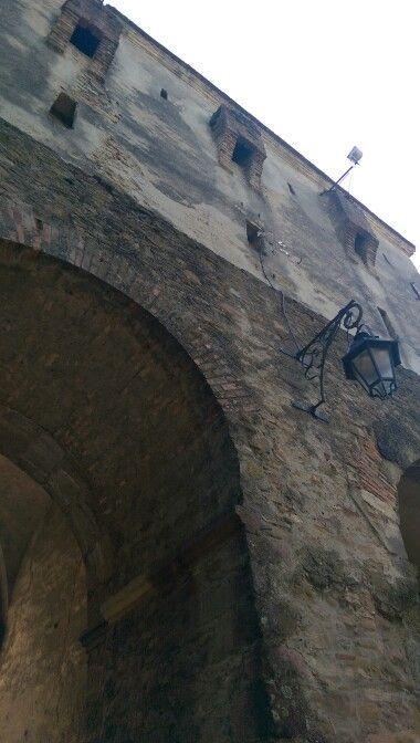 Intrarea în Cetatea Sighisoara