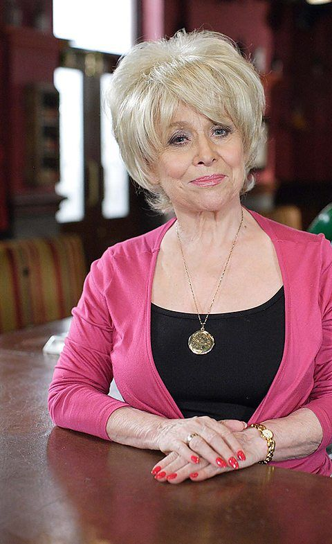 BBC - EastEnders - Peggy Mitchell