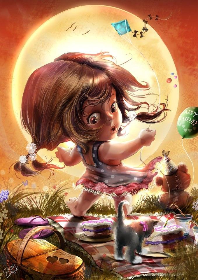 + Ilustração :     Bela arte de Cris de Lara.