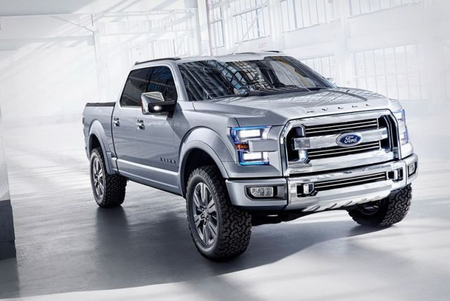 2020 Ford Atlas Is An Improved F 150 Model Vehicles Ford Bronco