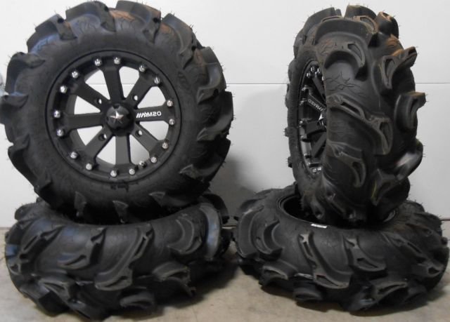 Find Out Where to Find Cheap ATV Tires and Rims Packages : Best Tire Shine Product