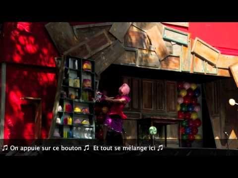 Hansel et Gretel - Chanson de la sorcière - Théâtre La Roulotte 2013 - YouTube