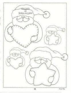 Fazer arte é tudo de bom: natal (inspiration)