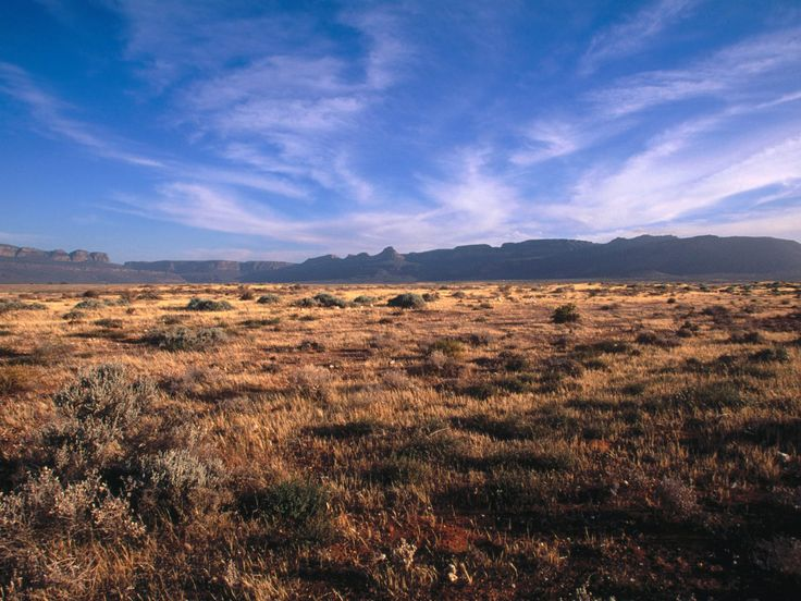 Endless plains of the Karoo, amazing sky, mountain ranges with character & cloud formation that makes one wonder - Oh the Karoo is beautiful place    If you would like to visit the Karoo see www.camdeboocottages.co.za    #travel #Karoo #Camdeboo