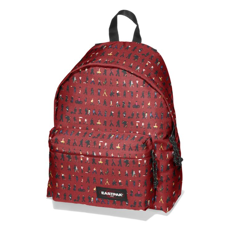 Eastpak - Padded Pak'r Sidewalker Red  http://www.lycshop.gr/Proion/48-12-603/RADDED-PAK%60R-SIDEWALKER-RED-Sakidio/ #Eastpak #paddedpak'r #fashion #backpack #K620 #padded #lycshop #original