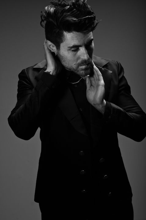 Davey Havok. Like wine, better with age. It is wine that's they use in that phrase, right? How ironic that I haven't a clue and nor does the super attractive fellow in the picture.