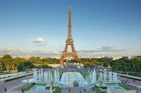 Someday I want to visit Paris