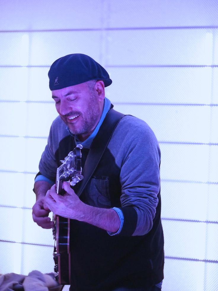 Bebo Ferra in concerto con Dado Moroni il 22 maggio 2015 Nuoro Jazz anteprima