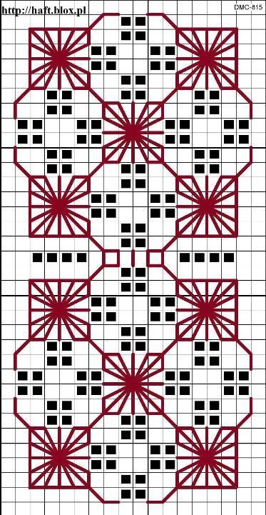 Book Mark Cross Stitch Idea