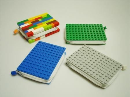 LEGO Wallets Let You Customize Your Brick Experience – GEARFUSE | ReBrick | From LEGO Fan To LEGO Fan