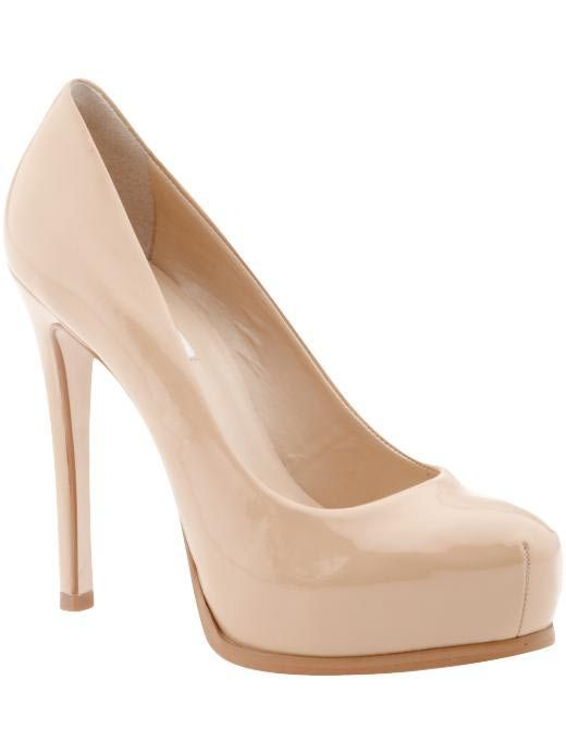 nude heals | Neutral Pumps - Neutral Pumps in Skin-tone Colors for Petite Women