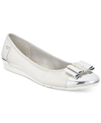 Anne Klein Sport Aricia Flats, Only at Macy's | macys.com