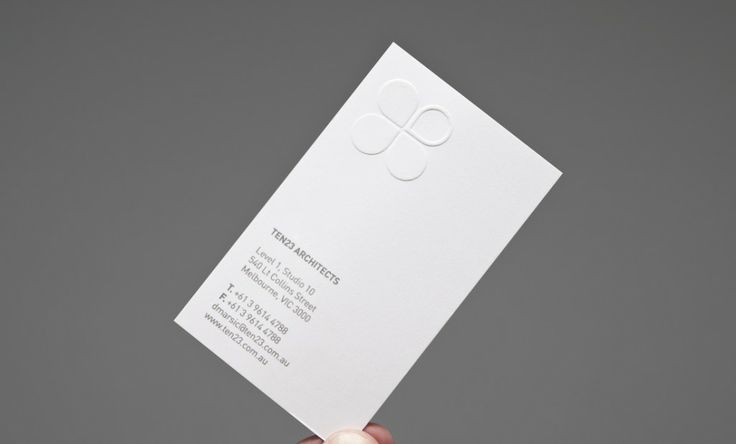 7 best business card images on pinterest business cards visit ten23 architects business card design inspiration card nerd reheart Gallery